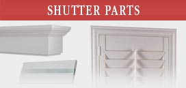 Shutter Parts in South Carolina