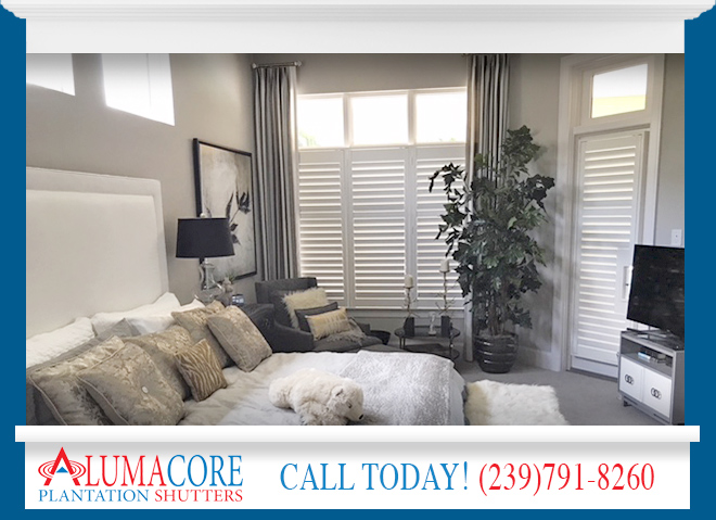 Plantation Shutters in and near Bradenton Florida