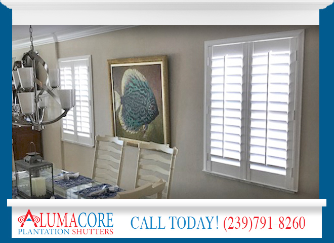 Kitchen Shutters in Florida