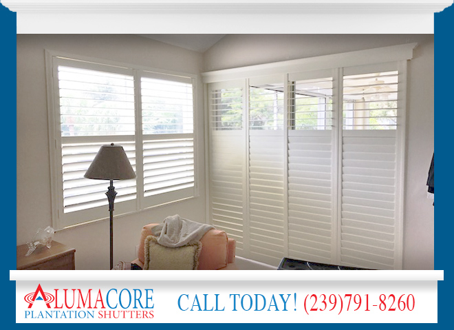 Door Shutters in and near Fort Myers Florida