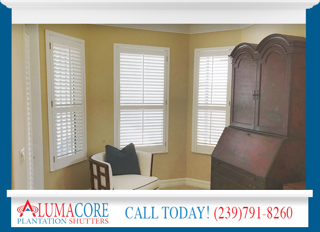 Shutters For Medical Offices in and near Naples Florida