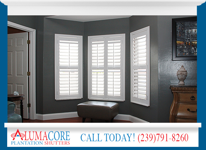 Alumacore Shutter Warranty in and near North Fort Myers Florida