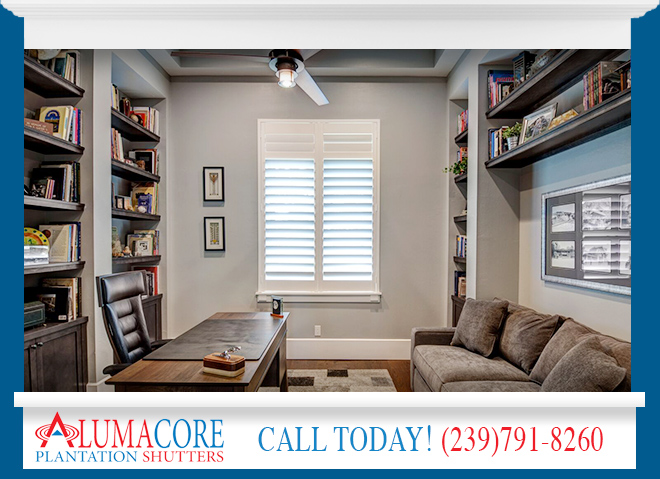 Modern Shutters in and near North Fort Myers Florida