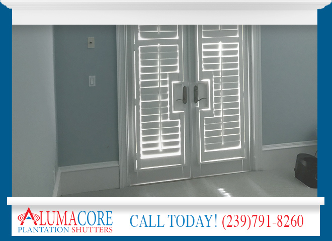 Shutters for Offices in and near North Fort Myers Florida