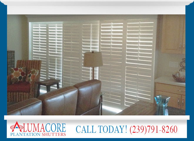 Wholesale Shutters in and near North Fort Myers Florida