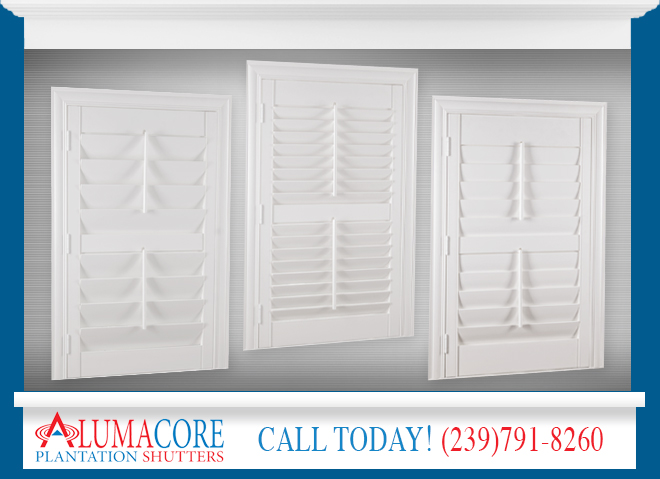 Shutter Louvers in Florida